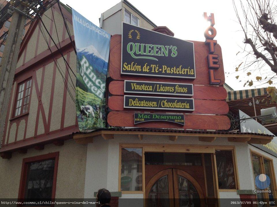 Queen 39 S Royal Vi A Del Mar